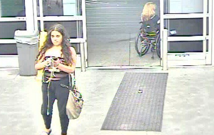 Woman turns herself after CCTV captures urinating on potatoes in