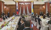美駐帛琉大使出席晚宴 總統:強化合作
