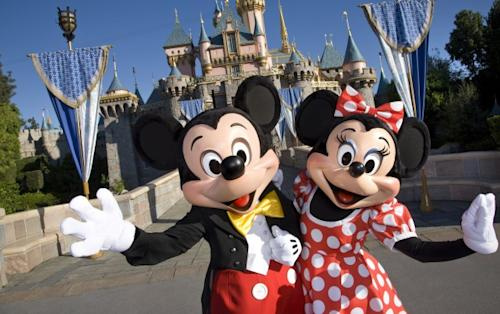 Visiting Disneyland, by the numbers