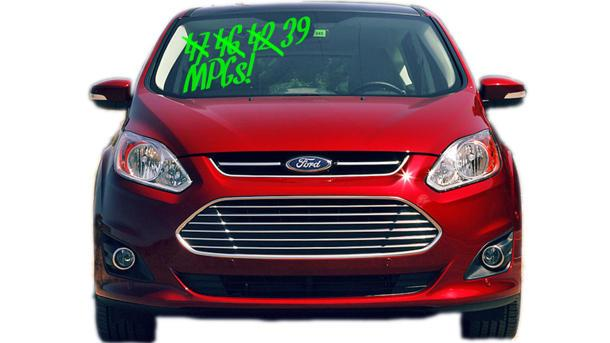 What a 2,000-mile Ford C-Max Hybrid road trip reveals about its missing mileage