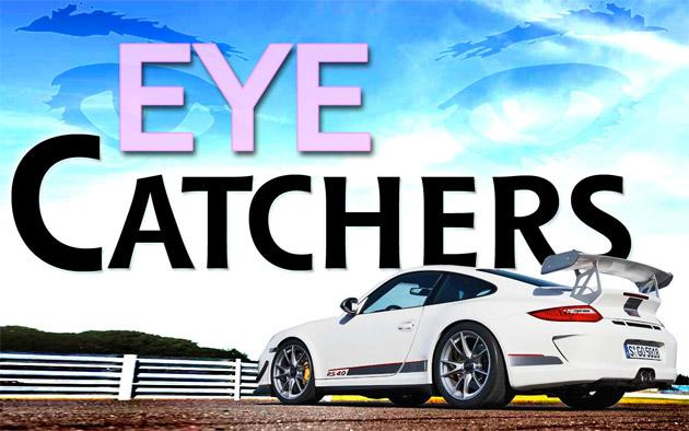 Cars that catch girls' eyes