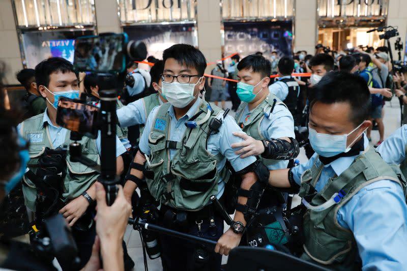 China passes sweeping HK security law, heralding authoritarian era