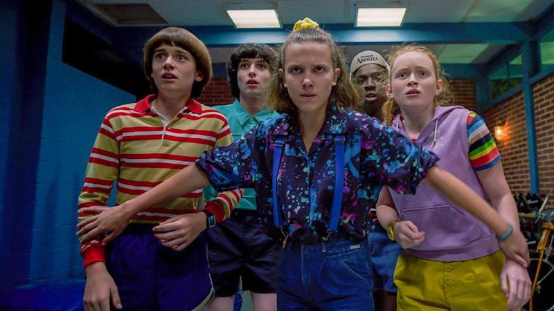 Stranger Things – one of the best Netflix shows