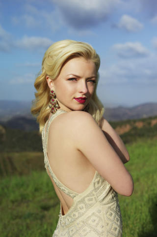 Five Miles Up with ... Francesca Eastwood