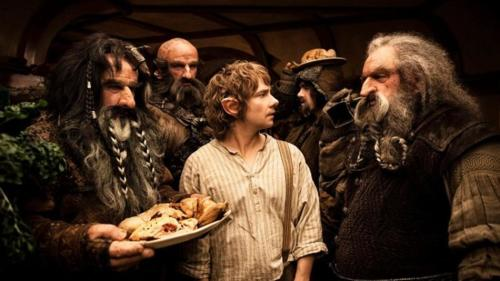 'The Hobbit' Sprints To December Record At The Box Office