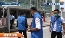 【黎智英被捕】數百警搜香港壹傳媒總部 港警不排除逮捕更多人
