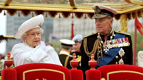 Prince Philip Admitted to Hospital for Surgery