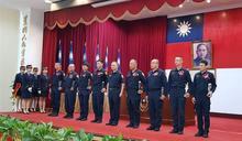陳家欽表揚109年績優交警及交通義警