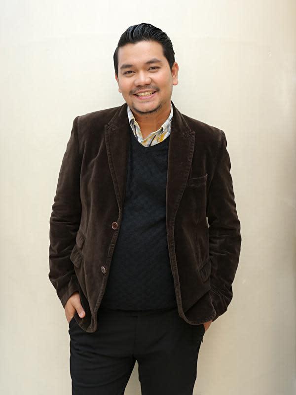 Indra Bekti. (Daniel Kampua/Fimela.com)