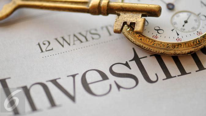 lustrasi Investasi Penanaman Uang atau Modal (iStockphoto)