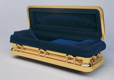 James Brown's 80th Birthday: Remembering a Gold Casket Befitting a King