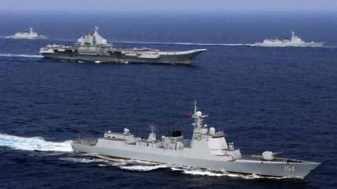 VIVA Militer: Armada laut Tentara Pembebasan Rakyat China (PLAA)