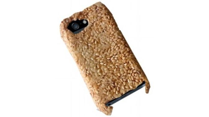 Edible Phone Case. Dok: androidauthority.com