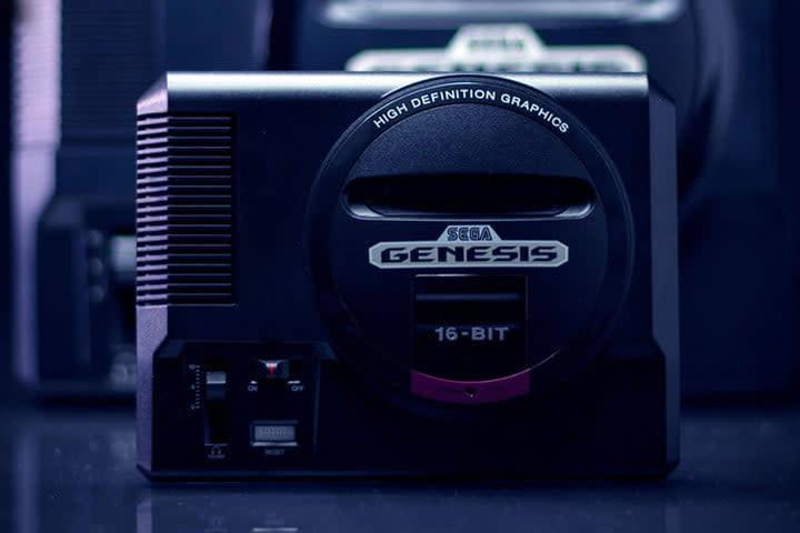 sega genesis mini bundle deal