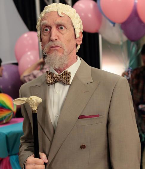 Cornelius Hawthorne (Larry Cedar)