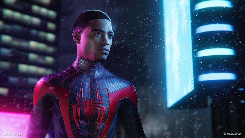 Insomniac reveals new details about Spider-Man: Miles Morales