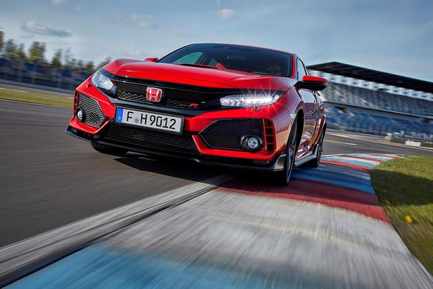 「毫無灌水!」看2018 Honda Civic Type R跑出283 km/h的極速表現!