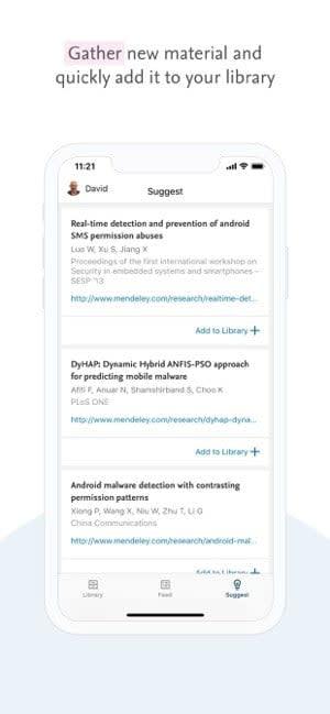 best educational apps mendeley 2