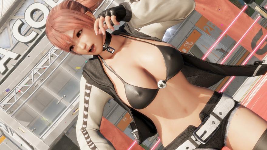 為符合電競賽規定,《生死格鬥6》特地加入和諧版服裝遮住妹子好身材
