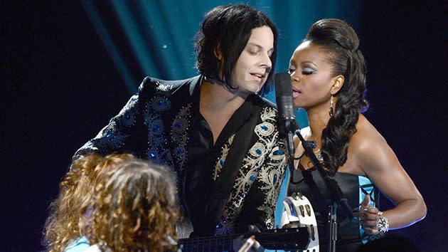 Grammy Highs & Lows: Jack White, Black Keys, Kelly Clarkson, and Rihanna Rock It!