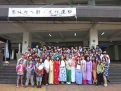 我是台灣的一份子:新住民的心聲