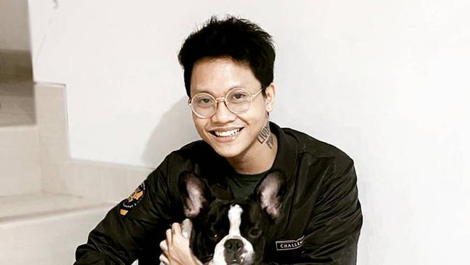 Ericko Lim (Sumber: Instagram/xrickolim)