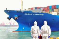 Pertumbuhan perdagangan China 'tidak berkelanjutan' jika virus tidak dikendalikan: menteri