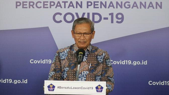 459 Kabupaten Kota Terdampak COVID-19 per 10 Juli 2020