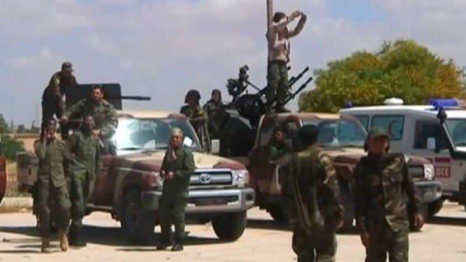 Gawat, Rusia Bantu Tentara Nasional Libya Bakal Serang Turki