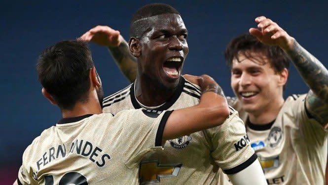 MU Lengah, Diam-diam Pogba Mau Balik ke Juventus