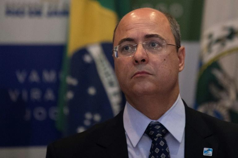 Brazil court removes Rio governor over corruption