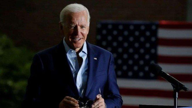 VIVA Militer: Calon Presiden dari Partai Demokrat, Joe Biden