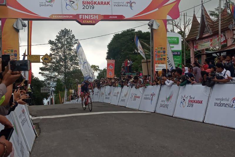 Bupati sebut Tour de Singkarak tanpa Agam ibarat gulai tanpa garam