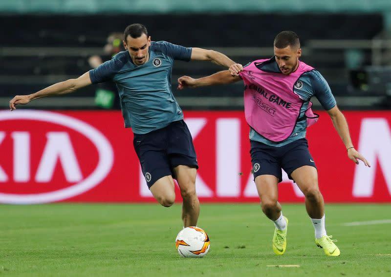 Chelsea's Zappacosta seals loan switch to Genoa