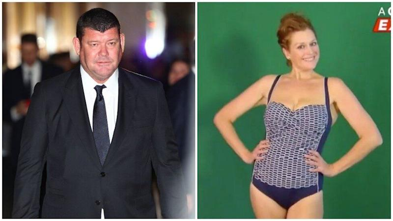 Tziporah Malkah has revealed she has a hard time sympathising with billionaire ex-fiance James Packer's health struggles. Photo: Getty/Channel Nine