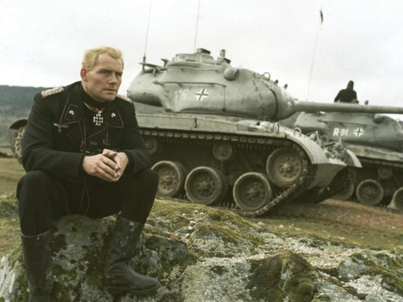 坦克大決戰