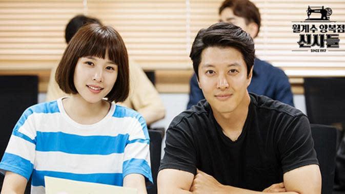 Lee Dong Gun - Jo Yoon Hee (Foto via Soompi)