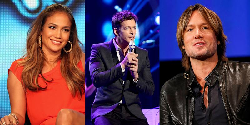Here Come the Judges: J.Lo, Harry Connick Jr., and Keith Urban Officially Join 'Idol'