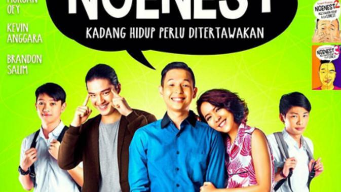 Live Streaming SCTV Film Layar Lebar Indonesia: Ngenest, Tayang Minggu 6 September 2020