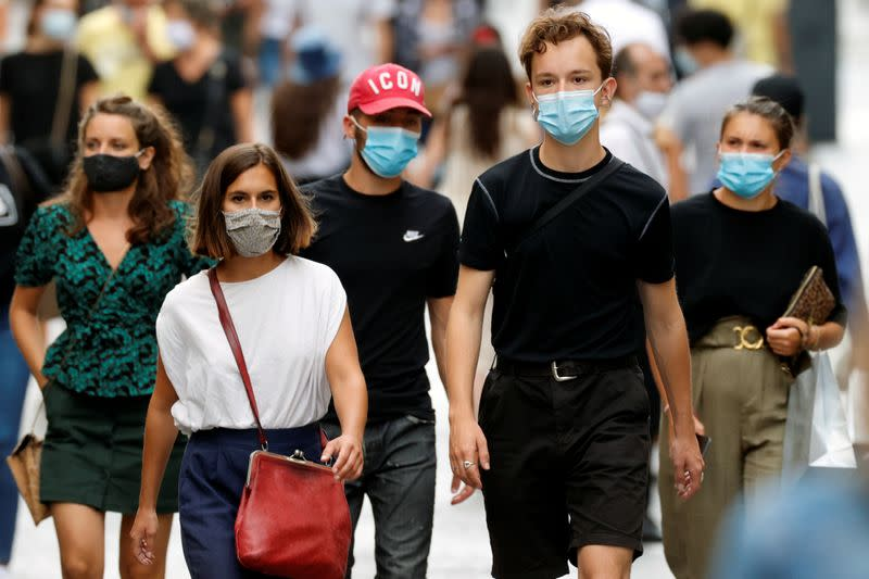France reports 6,111 new COVID-19 infections, second highest daily tally yet