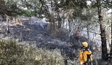 玉山火災終撲滅 將向肇事者求償上億元損失