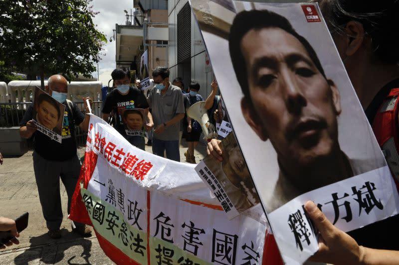 Tegur China, Senat bergerak untuk melindungi otonomi Hong Kong