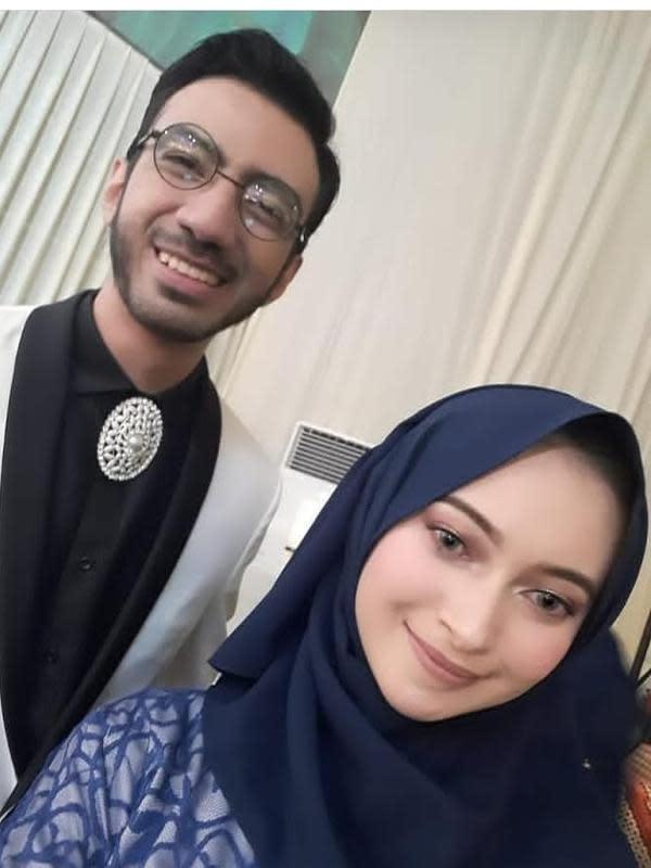 Momen Reza DA dan Valda Alviana yang jarang tersorot. (Sumber: Instagram/@rezavalda_official)