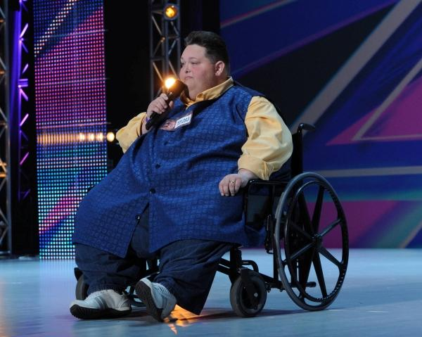 'X Factor' Final Auditions: 540-Pound Freddie Combs Wows, Vows To Get Healthy