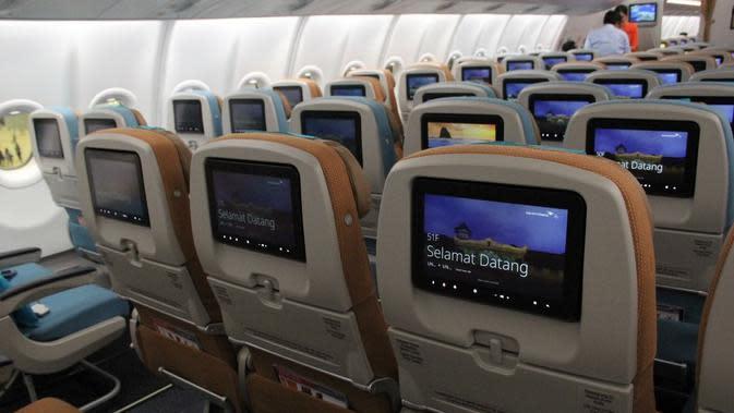 Garuda Indonesia kedatangan armada A330-900 Neo.