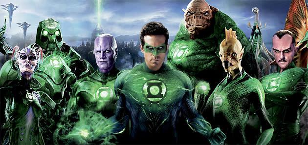 Green Lantern sequel rumours crushed