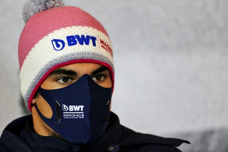 Hulkenberg replacing ill Stroll at Eifel GP
