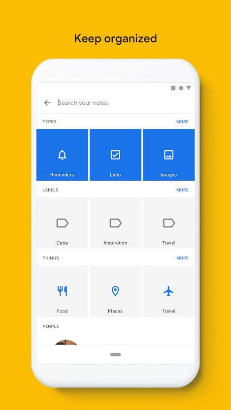 best note taking apps google keep3