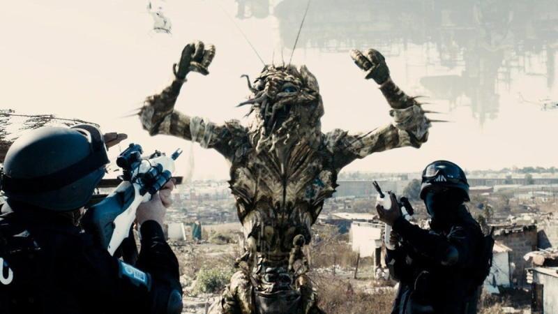 District 9 on Netflix