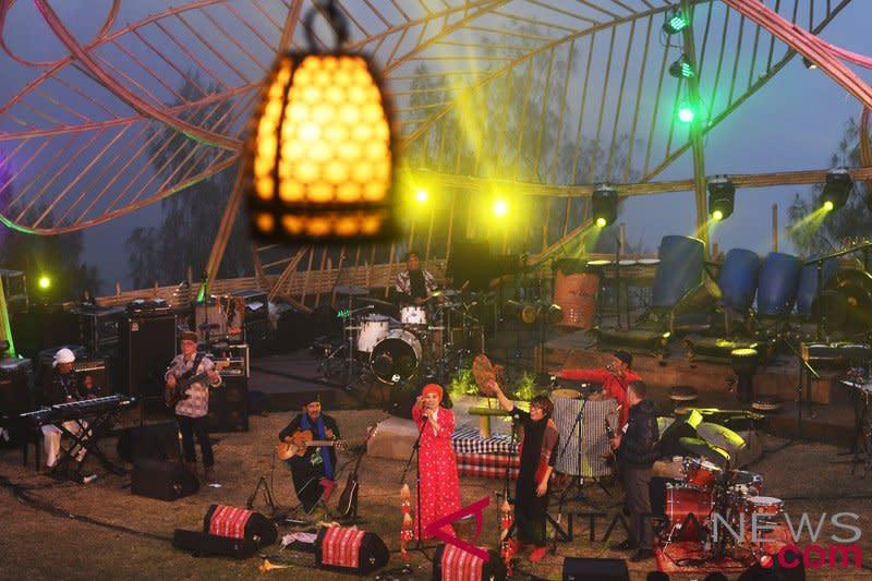 Menparekraf: Musik jazz bantu perkuat pariwisata Indonesia